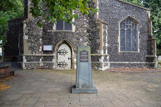 Thomas Slade memorial