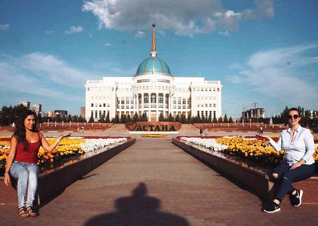 Noicattaro. Grazia Anelli in Kazakistan intero2