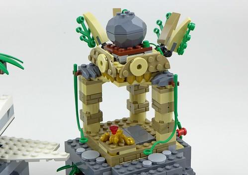 LEGO City Jungle 60161 Jungle Exploration Site 71