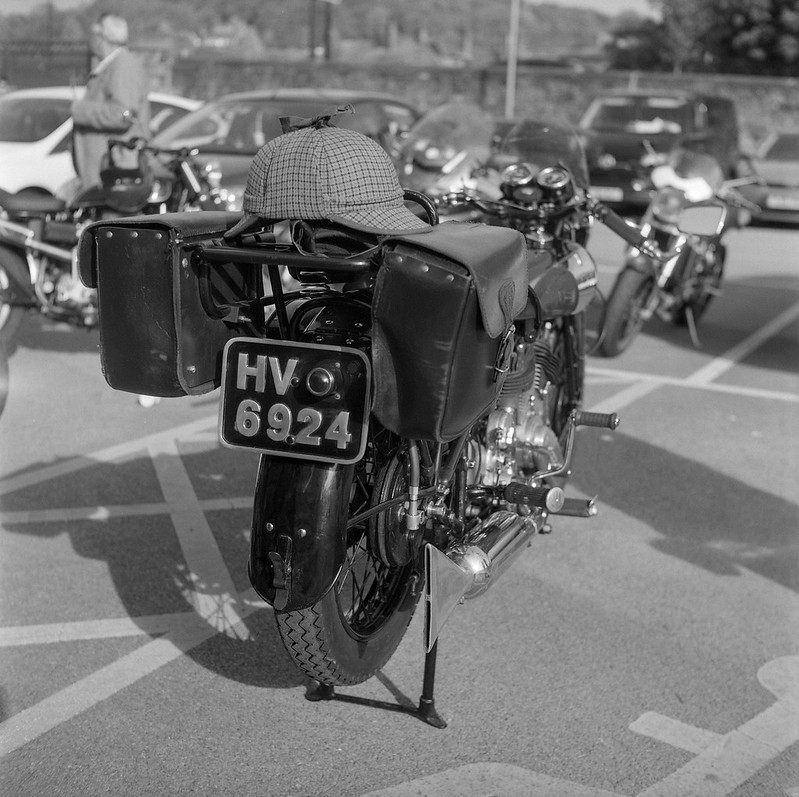 FILM - Distinguished Gentleman's Ride, Sheffield 2017-7