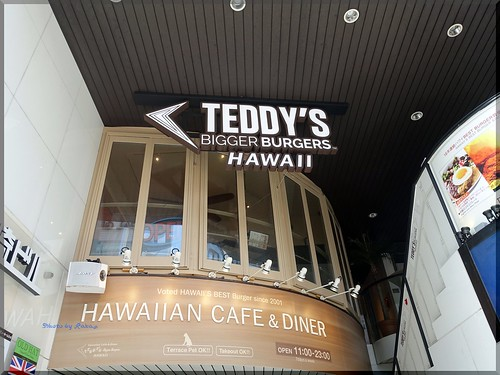 Photo:2017-09-08_ハンバーガーログブック_8年ぶりの再訪は良い変化を実感【明治神宮前】Teddy's_01 By:logtaka