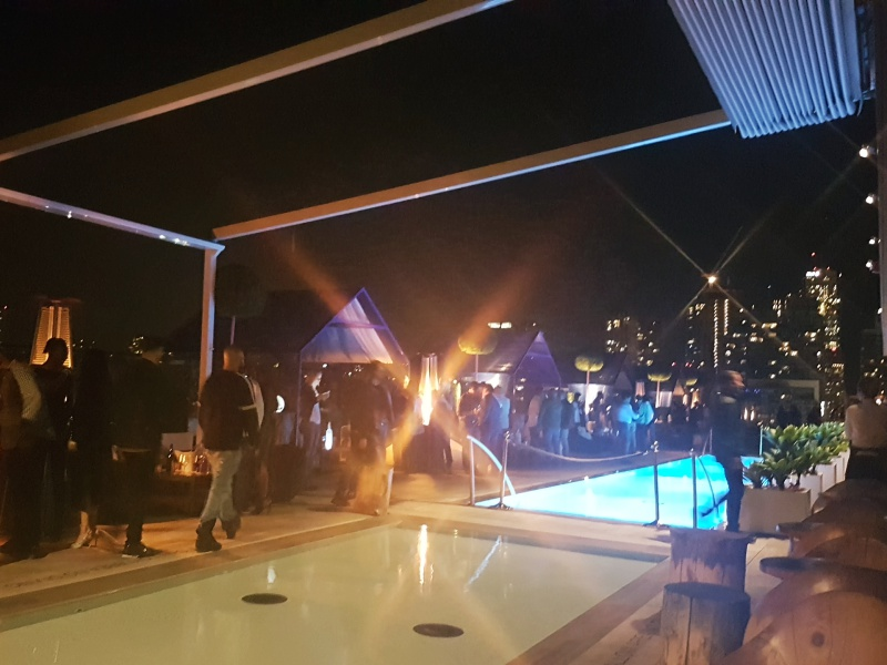 Lavelle pool Toronto