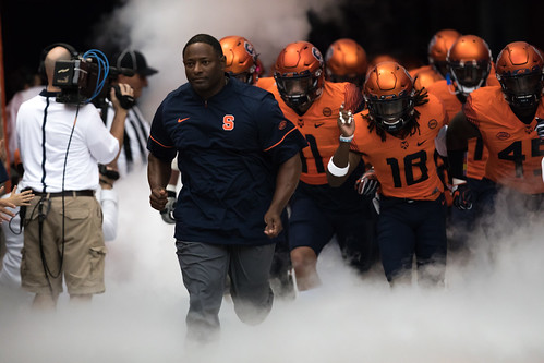 SU Football vs. Central Michigan