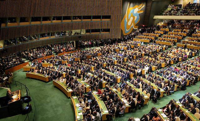 جلالة الملك عبدالله الثاني يترأس وفد الأردن المشارك في اجتماعات الدورة الثانية والسبعين للجمعية العامة للأمم المتحدة