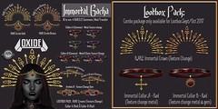 OXIDE Immortal Set