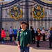 Ping at Buckingham Palace