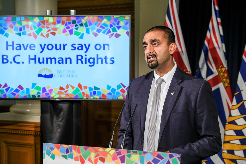 On the eve of Vancouver's annual Pride festival, government has signalled its intention to introduce legislative amendments to the Human Rights Code this fall.