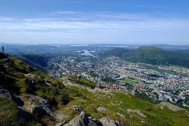 Bergen Juli 2017