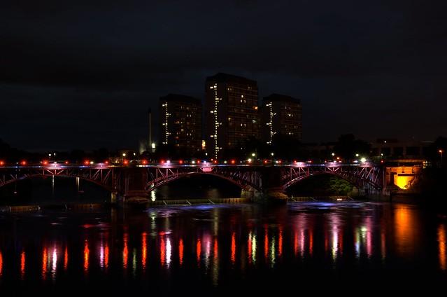 Victoria Bridge View #2