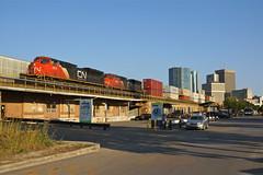Canadian National 8830 Winnipeg/Manitoba