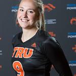 Avery Pottle, WolfPack Women's Volleyball