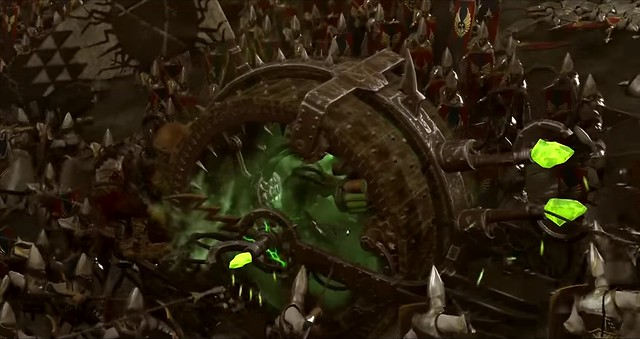 Total War Warhammer 2 - Doomwheel