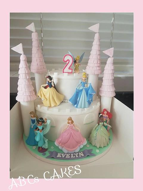 Cake from ABCs cakes by Suzi Ballman