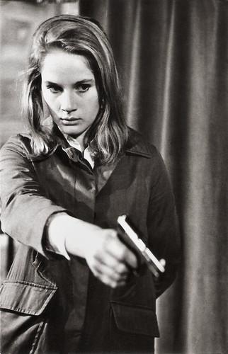 Dominique Sanda in Une femme douce (1969)