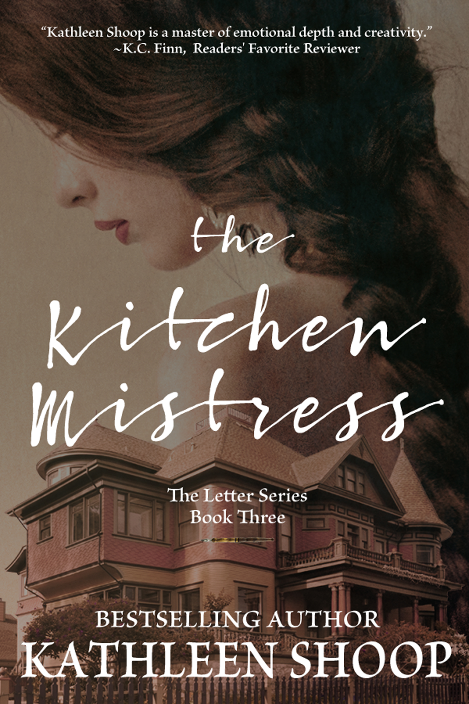 Mammanattys raves and reviews beck valley book tour the kitchen mistress by kathleen shoop fandeluxe Choice Image