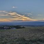 Seeland sunset