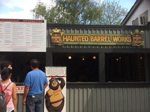 Haunted Barrel Works