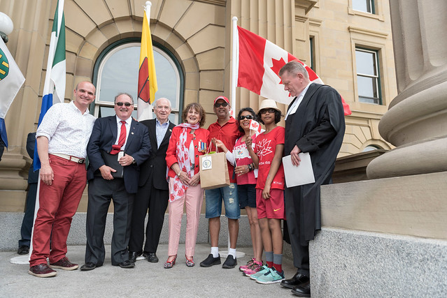 Canada 150 at the Legislature