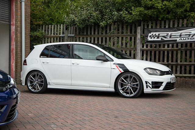 Mk7 Golf R Apr Stage 2 Medium Torque To High Torque Regal Autosport
