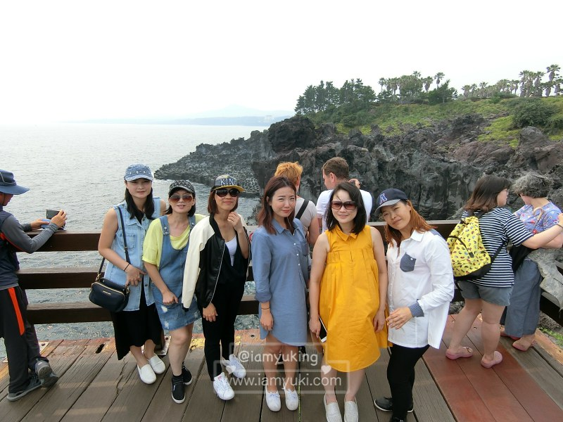 Core Travel 44Yuki Korea Jeju Island Trip