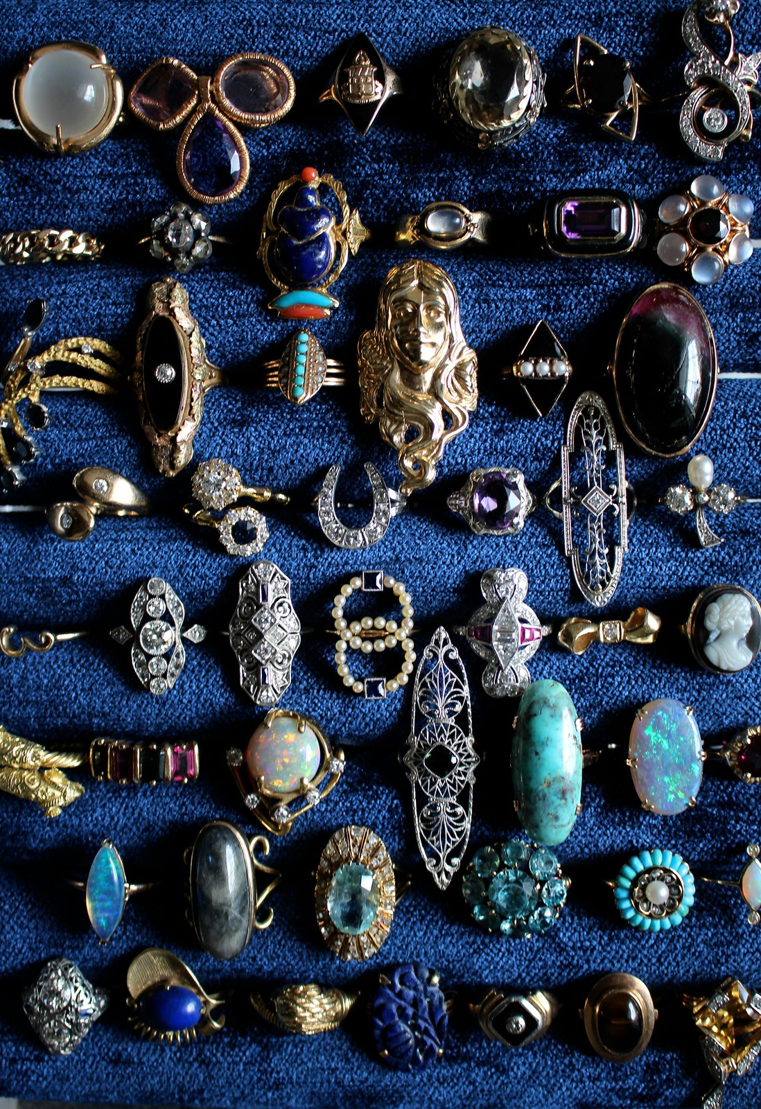 Antique Jewelry Gem Gossip