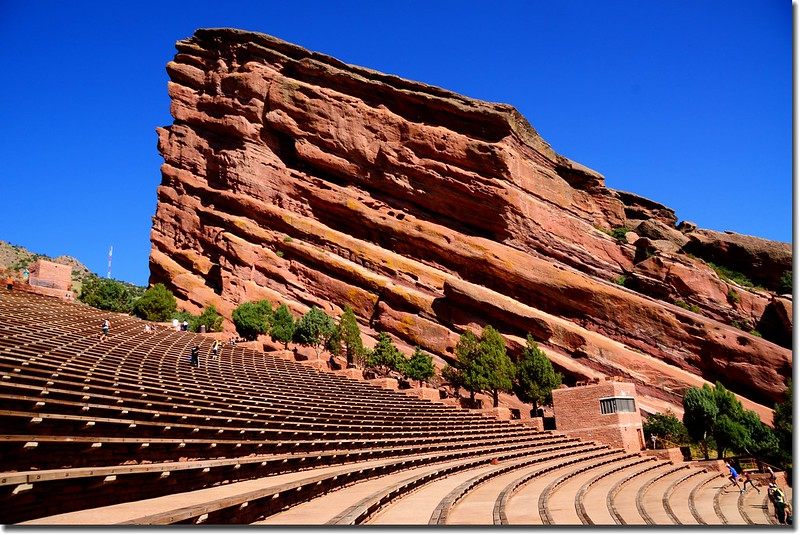 Amphitheater, Red Rocks Park (3)