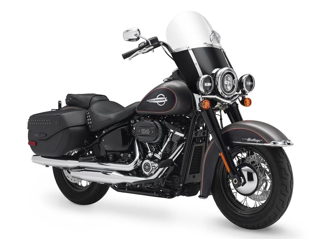 Harley-Davidson 1870 SOFTAIL HERITAGE CLASSIC FLHC 2019 - 6