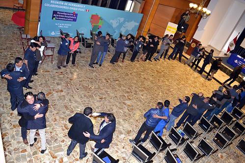 Reunión de Directores OHSJD Perú