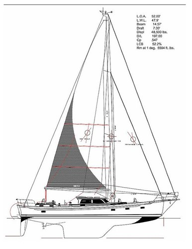 Bob Perry's 52 foot cutter sketch_001