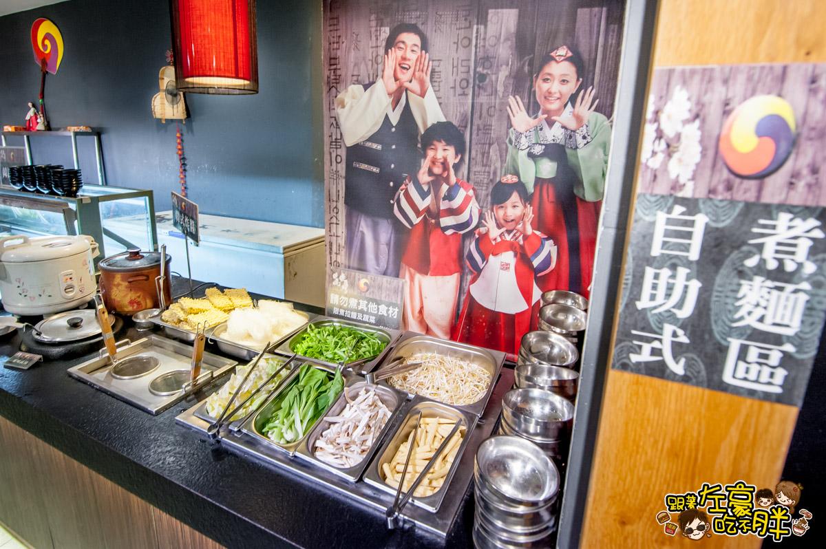 東大門韓式燒烤暢食料理館-31