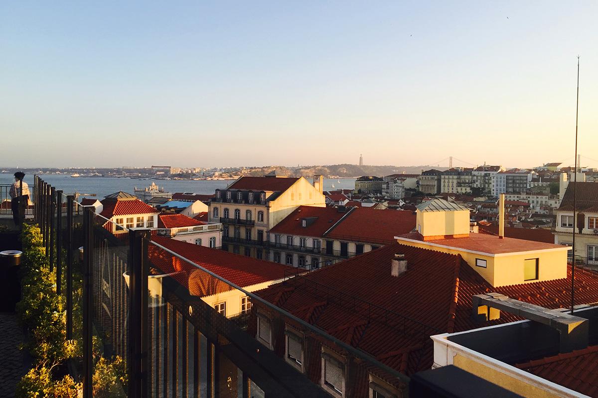 Lissabon näköalapaikat Zambese