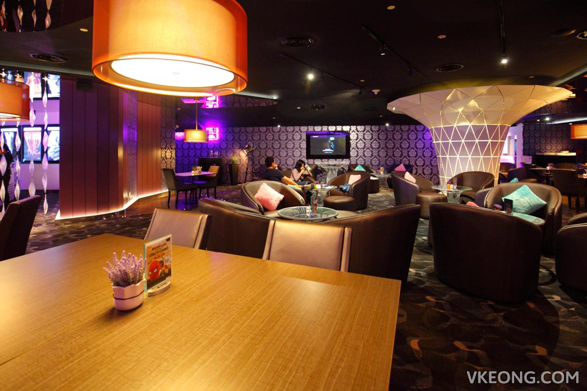 TGV Indulge Restaurant 1 Utama