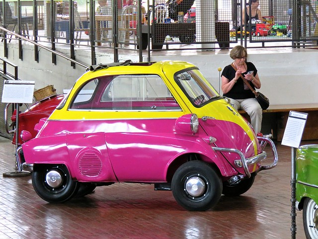 BMW Isetta Lane Museum 4