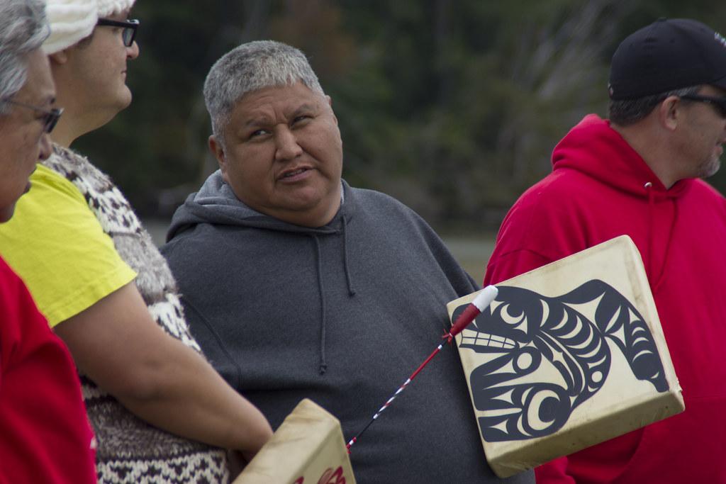 PGSK Salmon Ceremony