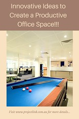 Innovative Ideas to Create a Productive Office Space