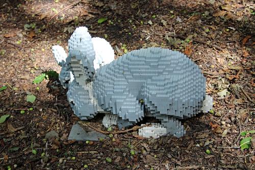 LEGO rabbits