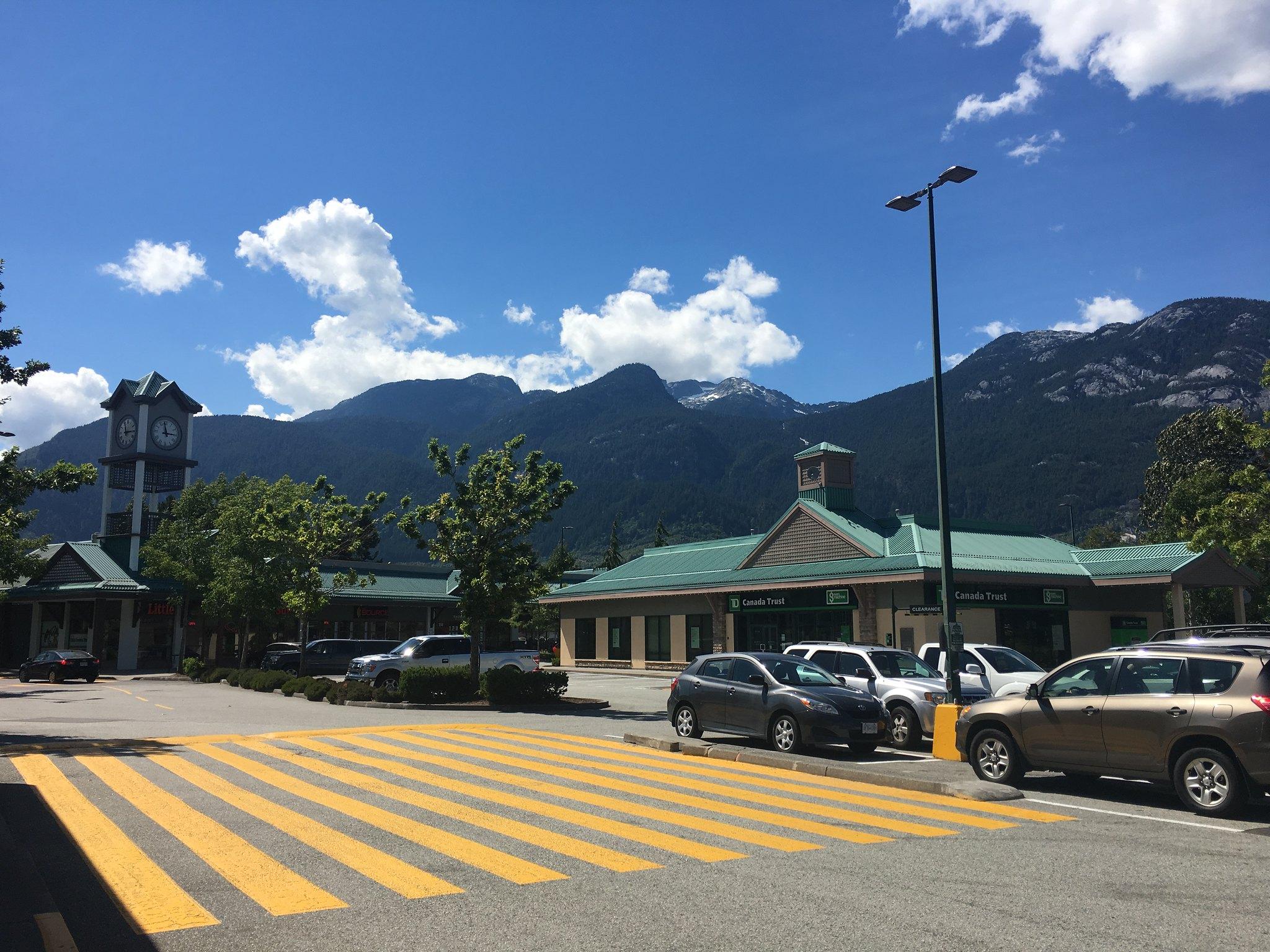 Squamish kaupunki
