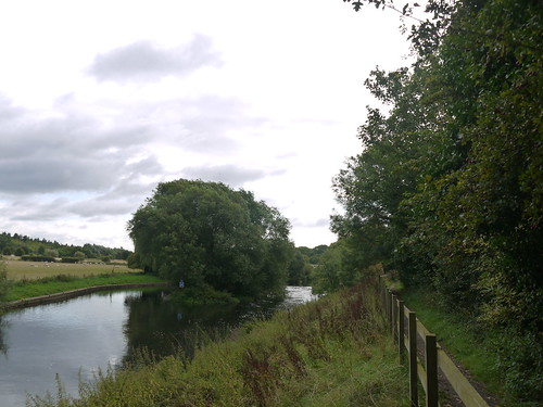 Walking Along the Avon