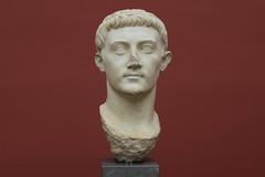Germanicus, 1st cent. CE, Ny Carlsberg Glyptotek, Copenhagen