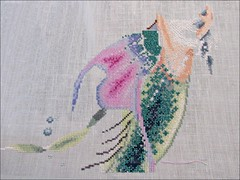 Mermaid of the Pearls, as of 8/9/17