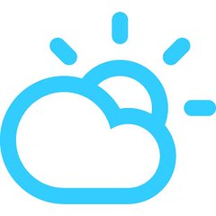 Cloudy tomorrow! With a high of 67F and a low of 52F., September 10, 2017 at 09:00PM