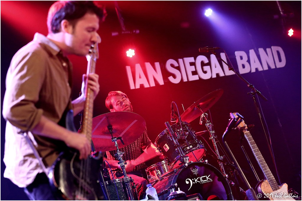 Ian Siegal Band
