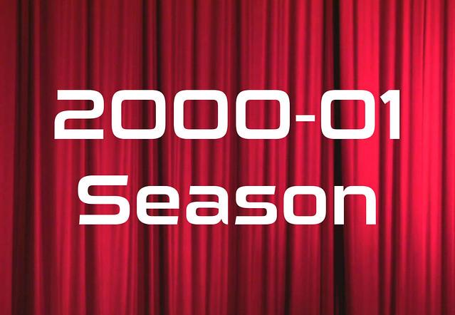 2000-01 Season