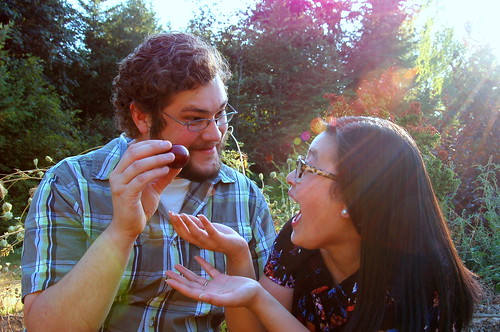 Emily and Colin: Engaged
