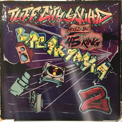 TUFF CITY SQUAD:BREAKMANIA 2(JACKET A)