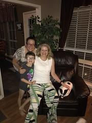 Julie, Dalton and Susan