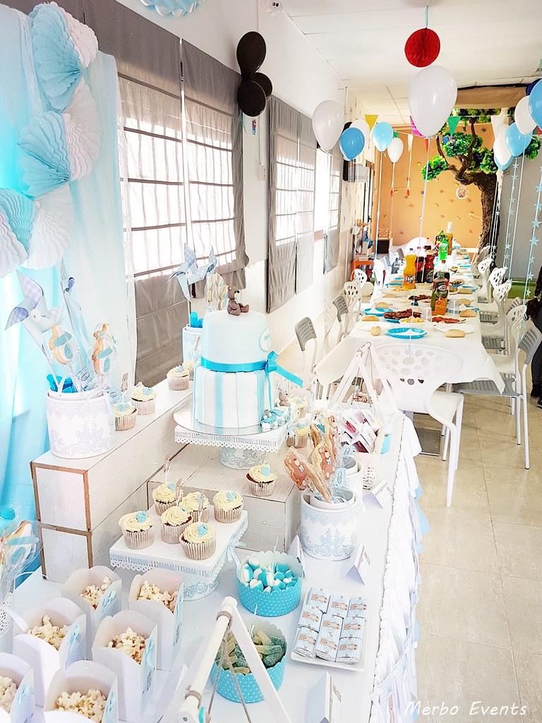 decoracion eventos Cumpleaños Osito Merbo Events