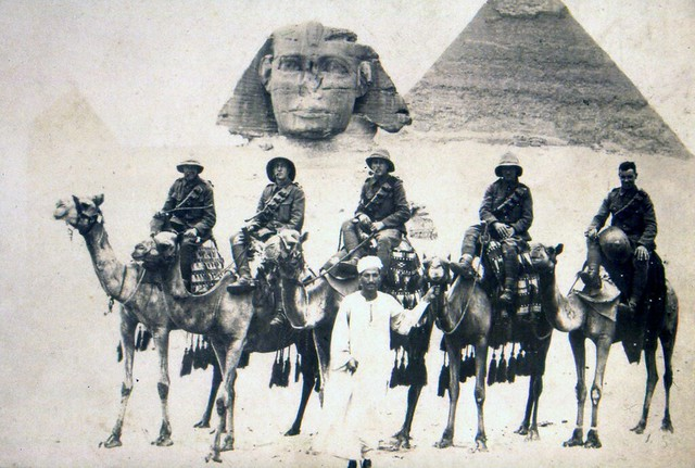 Sphinx & Camels copy
