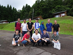 20170823Lab outing