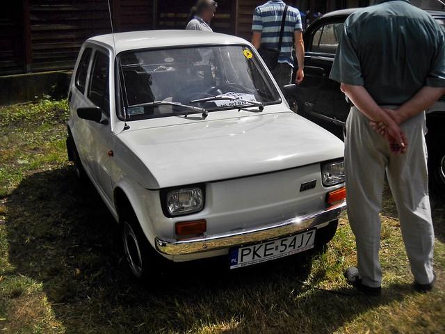 Polski Fiat 126p, Nikon COOLPIX L20